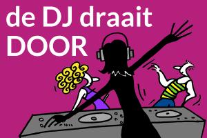 Groep 8 Musical DJ Draait Door van Rep en Roer Musical