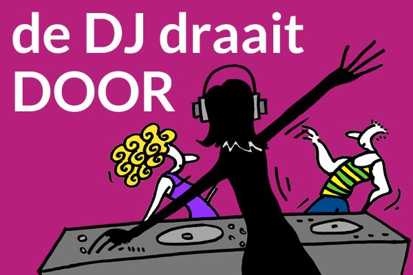 De DJ Draait Door