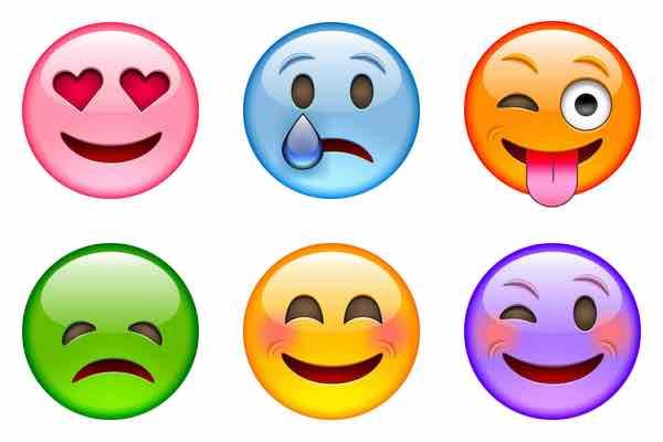 Emoties laten zien