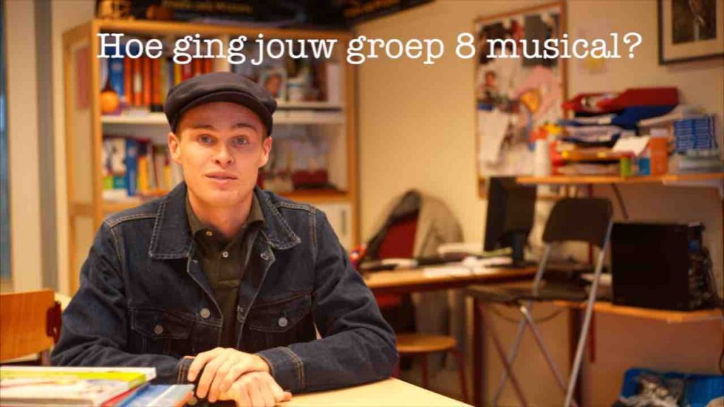 Hoe ging jouw groep 8-musical?