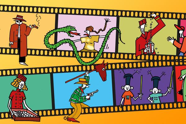 Maak van de musical een film